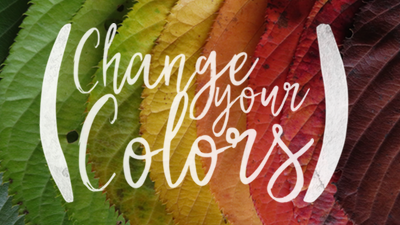 Change Your Colors